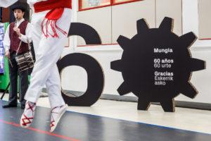 Gamesa Gearbox Mungia celebra su 60 aniversario con una jornada de puertas abiertas