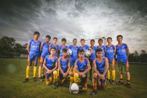 Gamesa DreamFooters participa en el torneo internacional de fútbol Donosti Cup