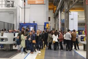La planta de Gamesa Gearbox en Asteasu celebra su 60 aniversario con una jornada de puertas abiertas