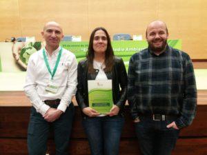 Gamesa Gearbox recibe el reconocimiento a la gestión ambiental de la Junta de Castilla y León